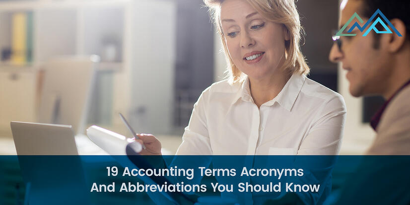 19 Accounting Terms Acronyms And Abbreviations You Should Know - 1