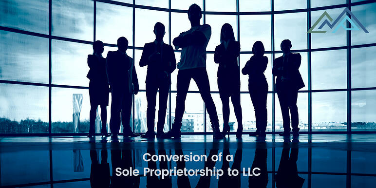 Conversion of a Sole Proprietorship to LLC - 1