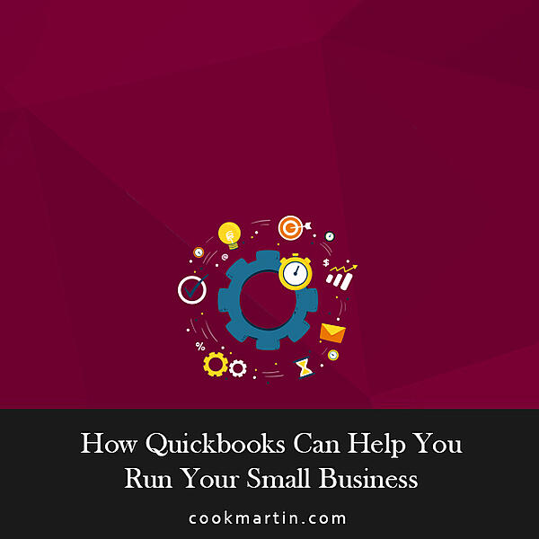 How Quickbooks Can Help You Run Your Small Business