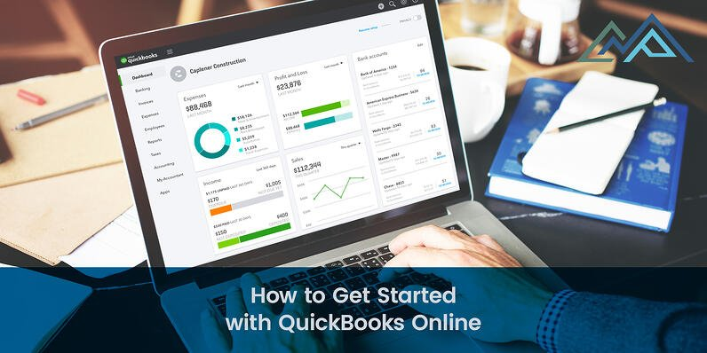 How to Get Started with QuickBooks Online - 1