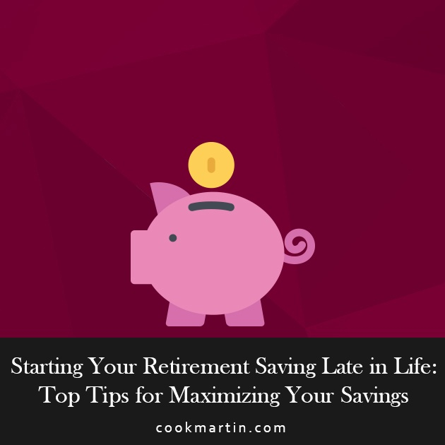 Tips for maximizing your savings