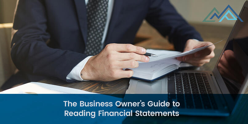 The Business Owner's Guide to Reading Financial Statements