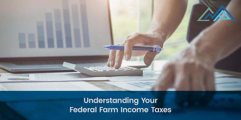 Understanding Your Federal Farm Income Taxes - 1