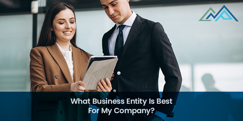 What Business Entity Is Best For My Company