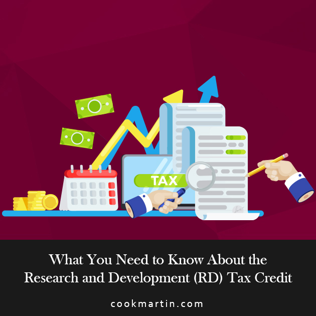 What You Need to Know About the Research and Development (RD) Tax Credit