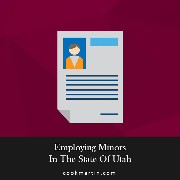 The Inside Scoop on Utah Child Labor Laws