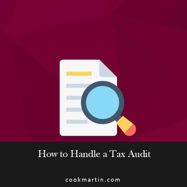 What To Do If You Are Facing A Tax Audit